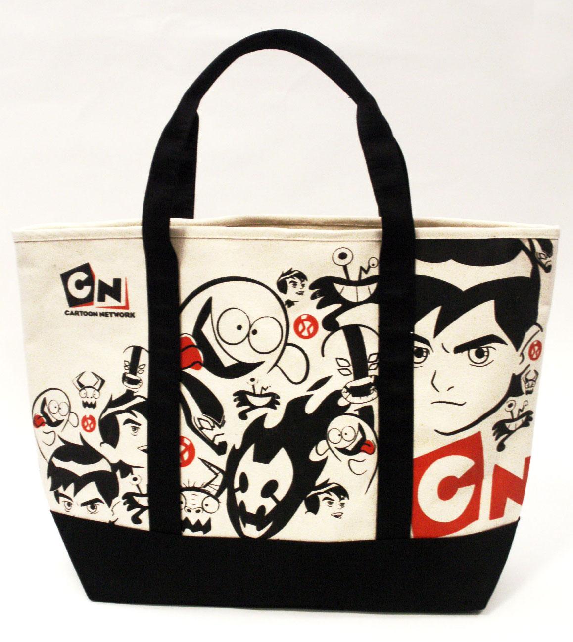 Cartoon Network Custom Tote